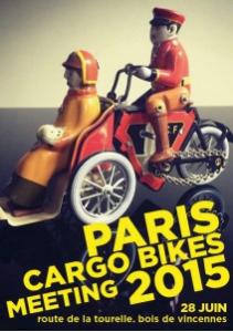 Les rassemblements de cargo bikes se multiplient !