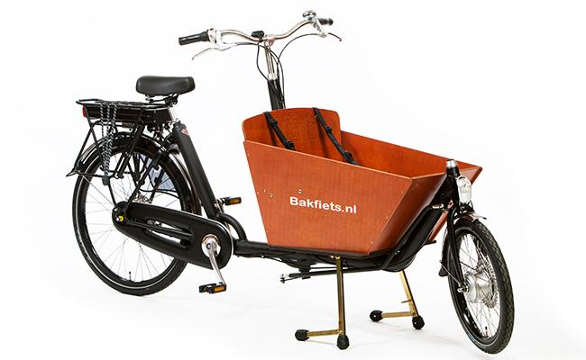 cargobike electrique