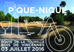 Rendez-vous au Paris Cargo Bike Meeting 2016 !