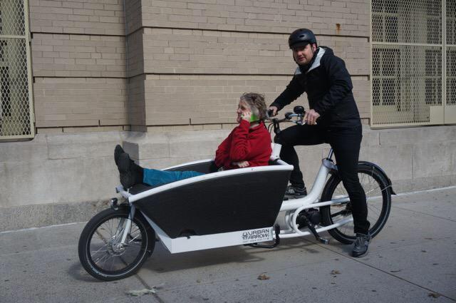 Journée découverte du Cargo Bike