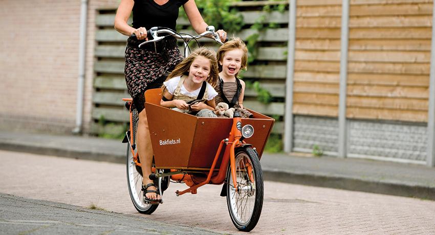Une prime cargo bike pour les parisiens