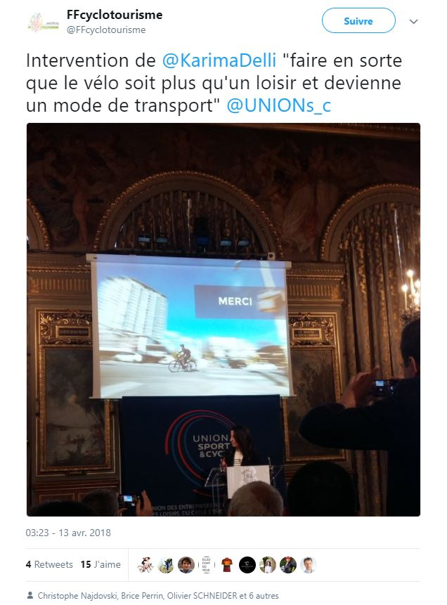 twit velo mode de transport quotidien