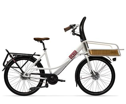 Vélo cargo Oklö Familö